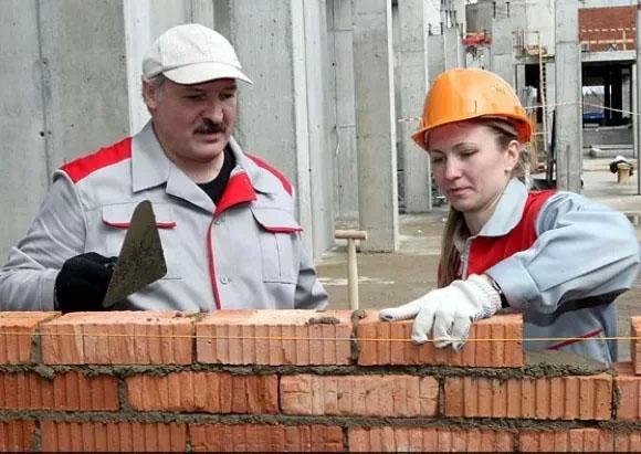 строители из беларуси