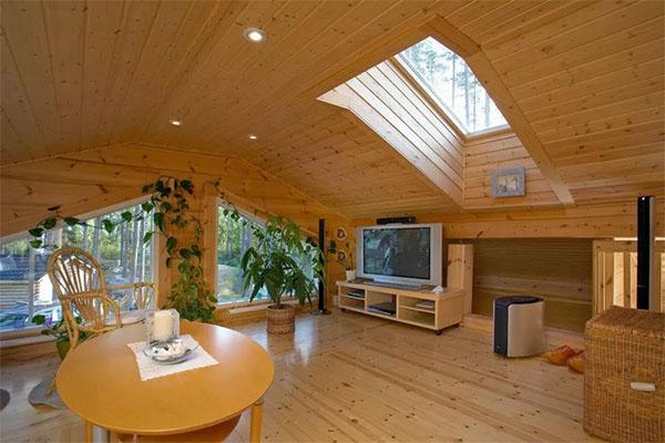 Внутренняя и внешняя отделка деревянных домов